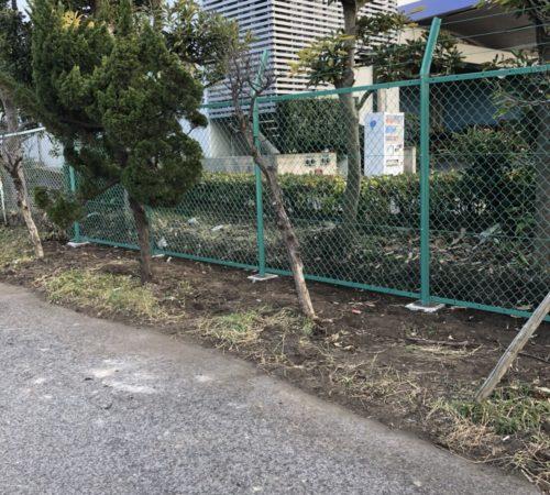 フェンス取替工事【千葉県船橋市】