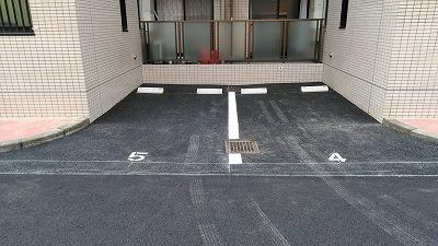 ロイヤルパレス外構工事【千葉県市川市】
