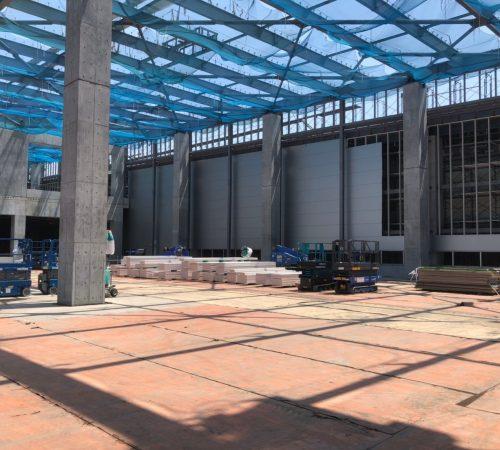 メルセデスベンツ習志野センター外壁解体工事【千葉県】