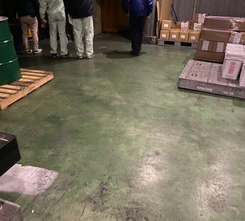 小美玉カゴメ工場内冷凍室改修工事【茨城県小美玉市】